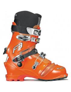 Chaussures de ski de Randonnée Scarpa F3 Flamme Taille 25 Mondopoint Accueil
