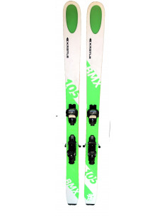 Ski Test Kastle BMX105 Taille 173cm, 181cm + Fix Home