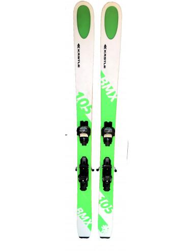 Ski Test Kastle BMX105 Taille 173cm, 181cm + Fix Home
