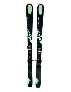 Ski Test Kastle FX95 Taille 173cm, 181cm + Fix