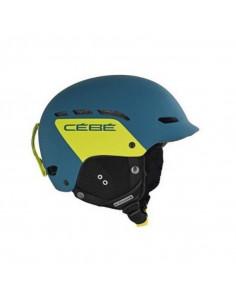 Casque de ski Neuf Cébé Dusk Push Green Taille 58/62cm Accueil