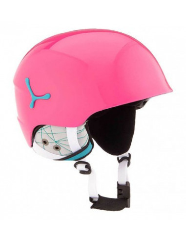 Casque de Ski Cebe Suspense Junior Pink Taille 56/58cm Reglable Home