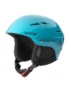 Casque de ski Enfant Bolle B-Rent JR Shiny Blue and Black Taille 52/54cm Home