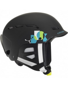 copy of Casque de Ski FIS Bollé Podium Shiny Black And Cheetah Star Taille 58cm Startseite