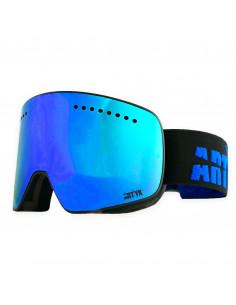 Masque de ski Magnétique ARTYK 2 verres S1 + S3 Black Blue Home