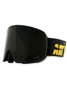 Masque de ski Magnétique ARTYK 2 verres S1 + S3 Black Mustard Accueil