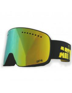 Masque de ski Magnétique ARTYK 2 verres S1 + S3 Black Yellow Accueil