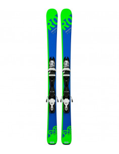 Pack Ski Junior Rossignol Experience Pro 2018 + Fix Look Kid Taille 128cm Home