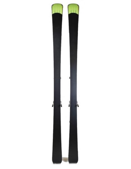 Ski Test Rossignol Pursuit 400Carbon 2019 + Fix Look NX12 Konect Taille 149cm, 156cm, 163cm Home