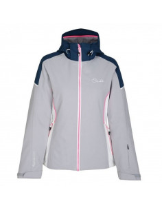 Veste de Ski Femme Neuve Dare 2B Contrive Jkt Silver Flash Taille XL, XXL Accueil