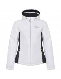 Veste de Ski Femme Neuve Dare 2B Create White Taille S, M, L, XXL Accueil