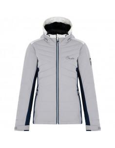 Veste de Ski Femme Neuve Dare 2B Illation Silver Flash Taille XXS Home
