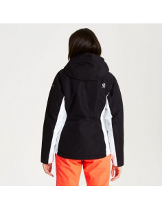 Veste de Ski Femme Neuve Dare 2B Thrive Jkt Black Taille S, M, L, XL, XXL, XXXL Accueil