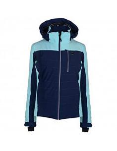 Veste de ski Femme Nevica Aspen Blue Taille XL Accueil