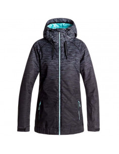 Veste de Snowboard Femme Roxy Valley Hoodie Taille XS Accueil