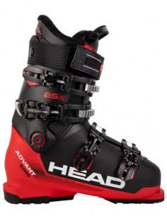 Chaussures de ski Neuves Head Advant Edge 85X Black Red 2020 Taille de 26 à 30 Mondopoint Home