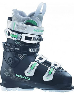 Chaussures de ski Neuves Head Advant Edge 75 W Black 2020 Taille de 23.5 à 26.5 mondopoint Home