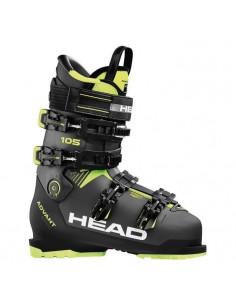 Chaussures de ski Neuves Head Advant Edge 105 Anthracite 2020 Taille de 26.5 à 30.5 Mondopoint Home