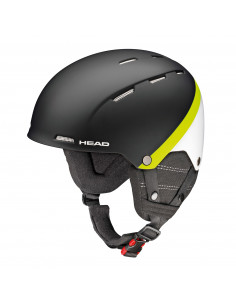 Casque de ski Head Tucker Boa Black Lime Taille 52/55cm, 60/63cm Startseite