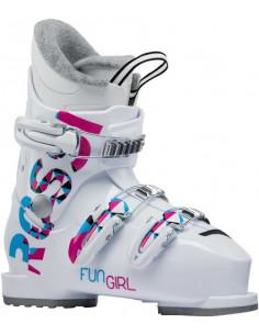 Chaussures de ski Neuves Rossignol Fun Girl J3 2020 Taille 19.5, 20.5, 21.5 Mondopoint Home