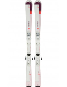 Pack Ski Junior Rossignol Famous JR 2019 + Fix Look Xpress Taille 150cm Accueil