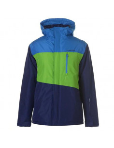 Veste de ski Homme Campri Ski Jkt Blue Green Taille S, L Accueil
