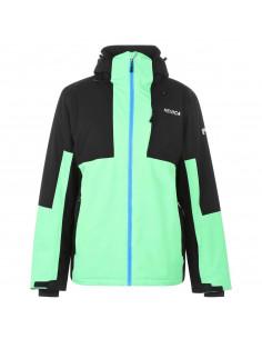 Veste de ski Homme Nevica Brixen Black Fluo Taille S, L, XL Neuve Accueil
