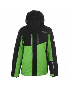 Veste de ski Homme Nevica Brixen Black/Green Taille L Neuve Accueil