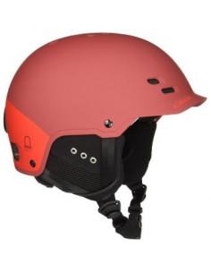 Casque de ski Cebe Pride Matte Red Taille 59/61cm Home