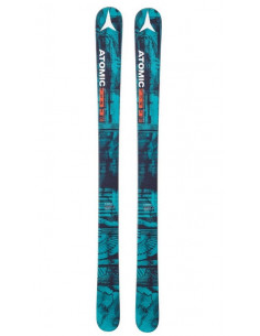 Ski Freestyle Atomic Punx Jr III Bleu Nus Taille 130cm Home