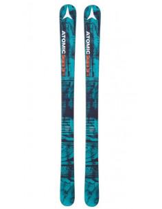 Ski Freestyle Atomic Punx Jr III Bleu Nus Taille 130cm Accueil
