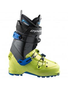 Chaussures de ski de Randonnée Dynafit Neo Pu Asphalt Lime Punch Taille de 26 à 29 Mondopoint Accueil