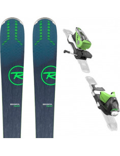 Rossignol Experience 84 Ai 2020 + Look NX 12 Konect Dual WTR B90 Taille 168cm, 176cm, 184cm Home