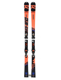 Ski Test Rossignol Hero Elite LT Ti 2019/2020 Taille 167cm, 172cm, 177cm, 182cm + Fix Look NX12 Konect Home