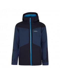 Veste de ski Oneill PM Galaxy Blue Taille M Accueil