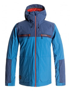 Veste de Ski Quiksilver Arrow Wood Jacket Blue Taille S, XL Accueil