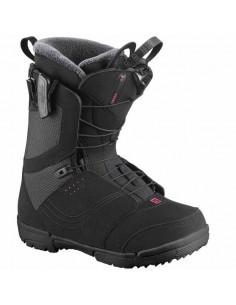 Boots de Snow Neuves Salomon Pearl Black Taille 23.5(37), 24(38), 25.5(40), 26(40.5), 26.5(41.5), 27(42) Accueil