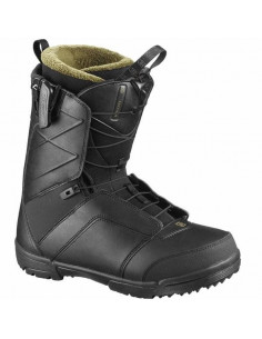Boots de Snow Neuves Salomon Faction Black 2020 Taille 30.5(46), 31(46.5), 31.5(47) Accueil