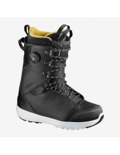 Boots de Snow Salomon Launch Lace Boa SJ Black 2020 Taille 27(42), 27.5(42.5), 28(43), 29(44), 29.5(44.5), 30(45.5), 30.5(46) Ac