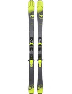 Ski Test Rossignol Experience 80CI LTD Taille 166cm Accueil