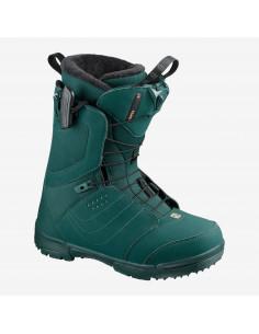 Boots de Snow Neuves Salomon Pearl Deep Teal Taille 24(38), 24.5(38.5), 25(39), 25.5(40), 26(40.5) Accueil