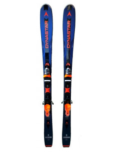 Ski Occasion Dynastar Legend X80 2019 Taille 152cm, 166cm + Fix Look XPRESS 11 Accueil