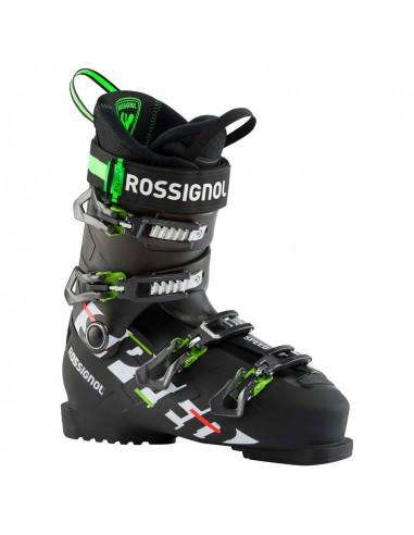 Chaussures de ski Neuves Rossignol Speed Rental Stone Titanium 2021 Taille de 26.5 à 32.5 Mondopoint Home