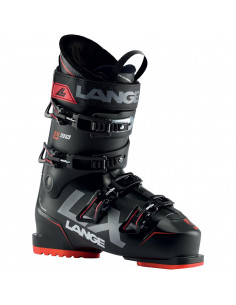 Chaussures de ski Neuves Lange LX90 Black Green Red 2021 Taille de 26.5, 29.5 Mondopoint Accueil