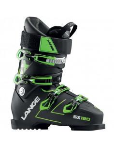 Chaussures de ski Neuves Lange SX 120 Black Green 2019 Taille de 27.5 à 30 Mondopoint Accueil