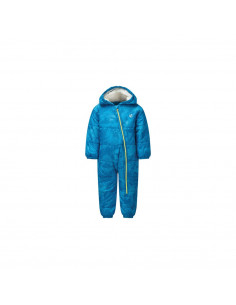 Combinaison de ski Neuve Dare 2B Bambino II Petrol Blue Taille 12/18m, 18/24m, 24/36m Equipements