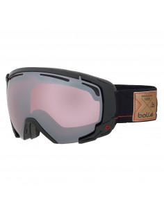 Masque de ski Bollé Freeze Matte Blue Bronze S2 Accueil
