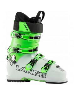 Chaussures de ski Neuves Lange XC 120 Black Green 2019 Taille 27, 29 Mondopoint Home
