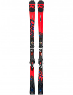 copy of Pack Neuf Rossignol Hero Elite Plus Ti 2021 + Fix Look NX12 Taille 167cm Home
