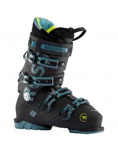 Chaussures de ski Neuves Rossignol Alltrack 110 Black Steel Blue 2021 Taille de 26.5 à 30.5 Mondopoint Startseite